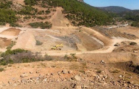 Çeşme Karareis Barajı 2017'de tamamlanacak!