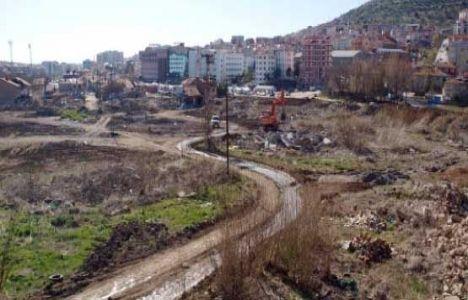 Yozgat eski sanayi sitesi dönüşüyor!