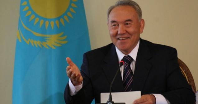 Nazarbayev'den Expo 2017 Açıklaması