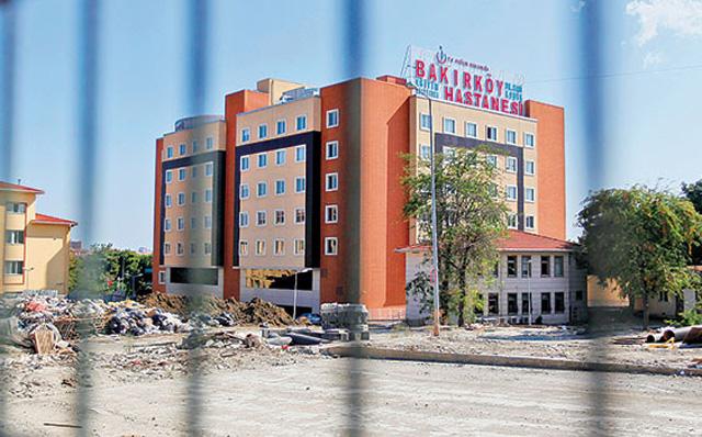 Müteahhit Bitiremedi Hastane İki Yıldır Açılamıyor