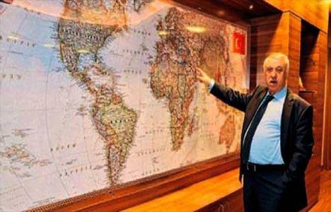 İran Tahran'da Türkiye Ticaret Merkezi kurulacak