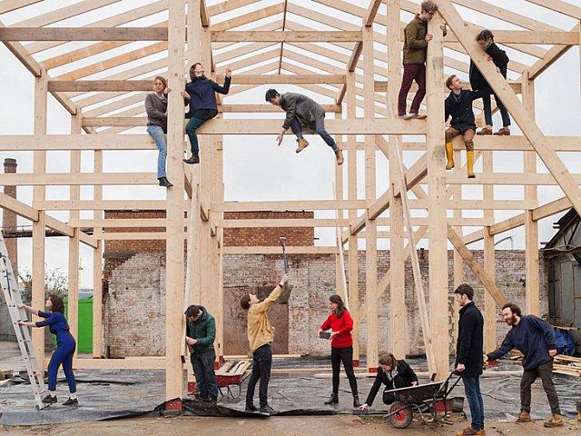 2015 Turner Prize Ödülü Mimar ve Tasarımcıların Oldu