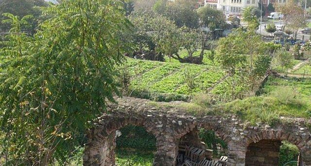 Tarihi Yedikule Bostanları Planı Reddedildi