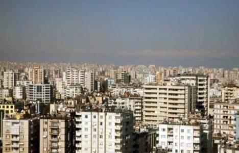 Adana'da boş arsa bulunmuyor!