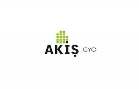 Akiş GYO Çerkezköy'deki gayrimenkulünü sattı!