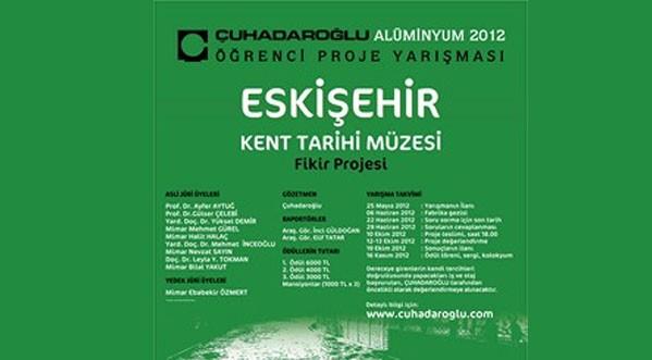 ALU2012 Öğrenci Proje Yarışması Ödülleri Verildi