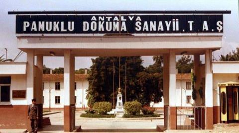 Dev Fabrika Park Oldu