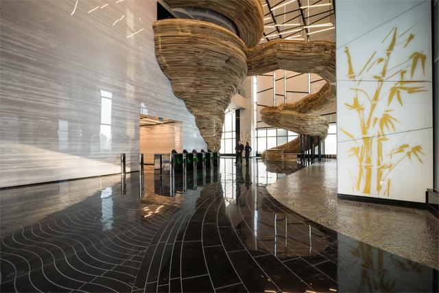 Zeugma'nın Mozaikleri ABD'de Zemin Süsü haberi