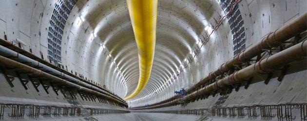 Avrasya Geçiş Tüneli ödül aldı