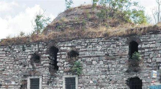 Mimar Sinan'ın eseri çürümeye terk edildi