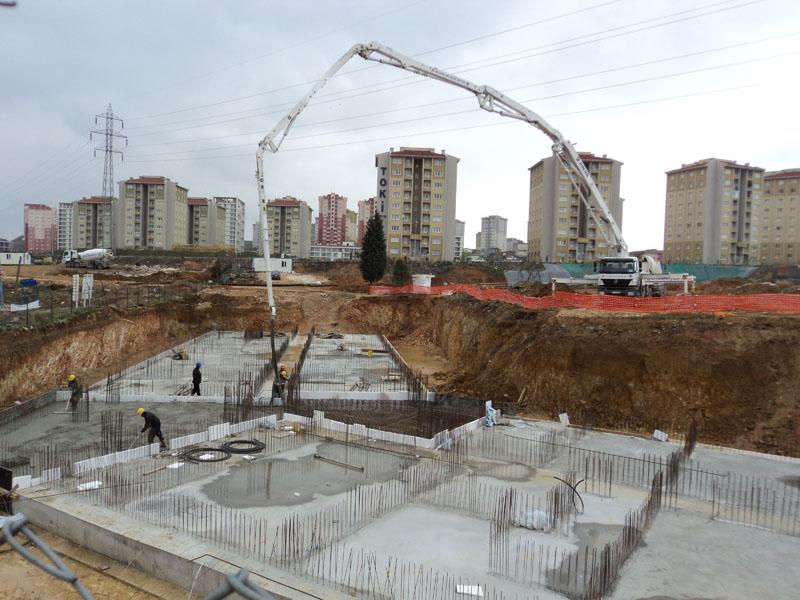 Hazır beton zamları Rekabet Kurulu'na