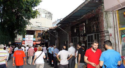 Bakırköy Demirciler Çarşısı ve Yakın Çevresi Ulusal Mimari Fikir Projesi Yarışması Sonuçlandı