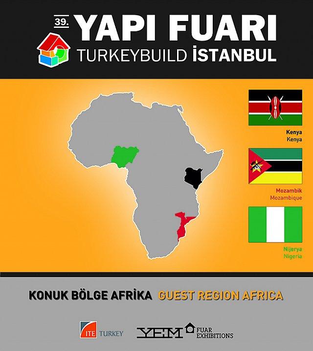 39.Yapı Fuarı – Turkeybuild İstanbul 10 – 14 Mayıs'ta Türk Yapı Sektörünü Buluşturuyor!