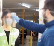 Şantiyelerde Koronavirus Önlemleri Yönergesi