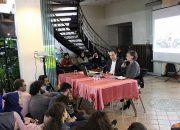 Tülin Hadi ve Cem İlhan, Konya'daki Mimarlık Haftası Etkinliklerine Konuk Oldu