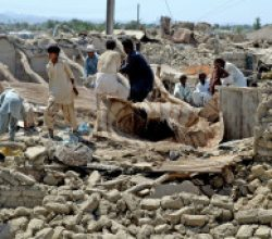 Pakistan'da bir hafta içinde ikinci deprem
