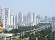 Müteahhitlerden Türkmenistan'da Yeni Rekor
