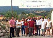 Işıklar Yönetimi Köyünü Yaşat Projesini Ziyaret Etti