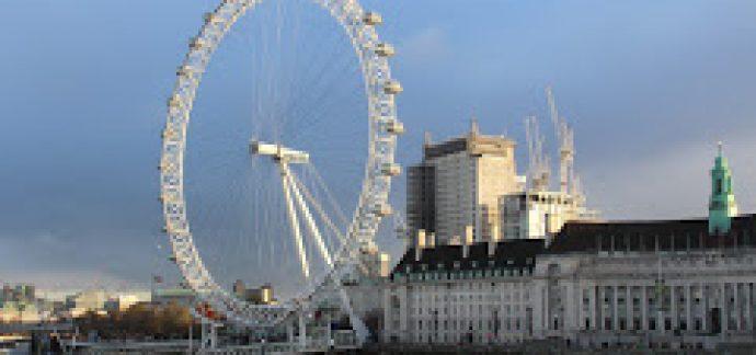 İstanbul'a London Eye'ın benzeri yapılacak!
