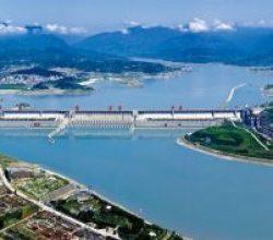 The Three Gorges Dam (Üç Boğaz Barajı)