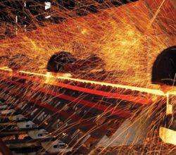 34 Milyon Ton Çelik Üretildi