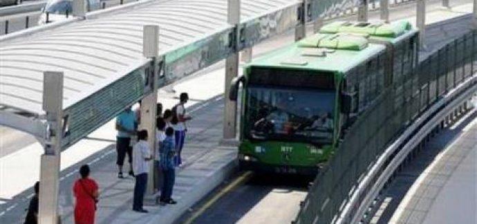 Metrobüs Hattı Silivri'ye Kadar Uzatılıyor