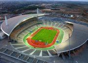 Olimpiyat Stadı Yenileniyor