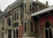 Tarihi Sirkeci Garı'nın Müze Olması İçin Düğmeye Basıldı