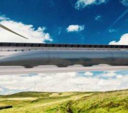 Hyperloop İle 360 km Yarım Saatte Geçilebilecek