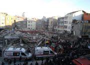 Basın Açıklaması: Zeytinburnu'nda Çöken Bina