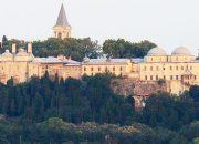 Bakan Avcı, Topkapı Sarayı Restorasyonlarını İnceledi