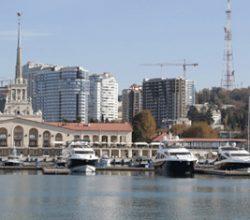 Soçi olimpiyat projesinde ilk oteli Türk inşaat firması tamamladı
