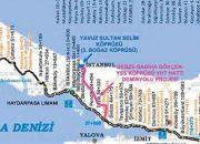 Gebze'den 3'üncü Köprüye 4 Milyar TL  Değerinde Yüksek Hızlı Tren