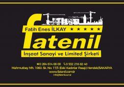 Fatenil İnşaat Sanayi ve Ticaret Ltd.Şti