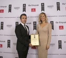 AS Architects ve Gökhan Aksoy Architects'e European Property Awards 2016-2017'den Ödül