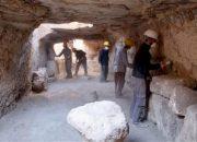 Diyarbakır'da 1500 Yıllık Yeraltı Sığınağı