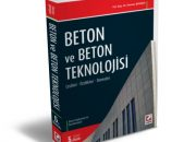 Beton ve Beton Teknolojisi