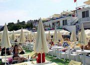 Büyükada'daki Nakibey Plajı Yıkılıyor