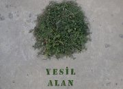"""""""Yeşil Alan"""" Stencil Serisi"""