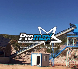 Promaxstar Concrete Batching Plants