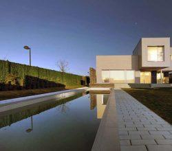 Fragmented House – Laguna de Duero, İspanya