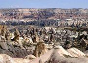Kapadokya'da Yeraltı Şehri Heyecanı
