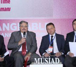 MÜSİAD Fuarı'nda Türkiye'nin farklı ülkelere yatırım imkanları tartışıldı