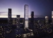İstanbul Tower 205, Sapphire'den sonra en yüksek bina olacak!