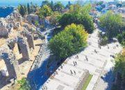 Manavgat Side'de kentsel tasarım başlıyor!