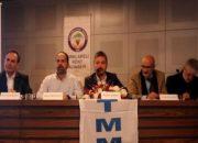 Kırklareli'de deprem ve kentsel dönüşüm paneli yapıldı!