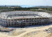 Adana Stadı'nın yüzde 75'i tamamlandı!