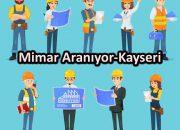 Mimar Aranıyor-Kayseri