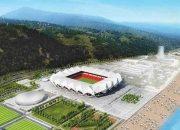 Akyazı Stadı inşaatında akılalmaz hata!