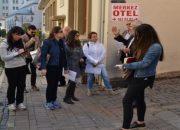 İzmir Basmane'deki dönüşüm üniversitede ders oldu!